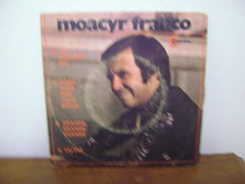disco compacto vinil lp moacyr franco 1972