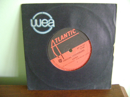 disco compacto vinil lp - oswaldo montenegro agonia 1980