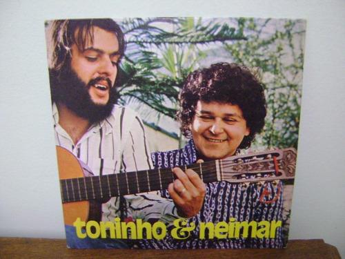 disco compacto vinil lp toninho & neimar 1978