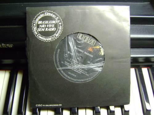 disco compacto vinil - não é lp - antonio marcos - 1980