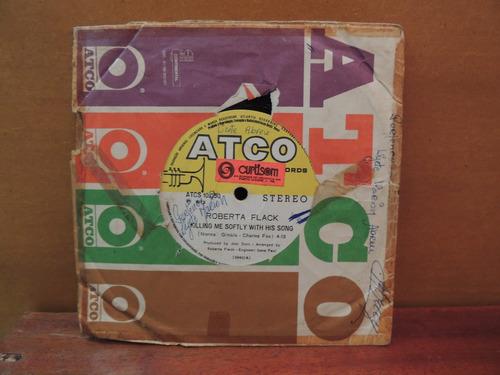 disco compacto vinil roberta flack killing me softly 1973