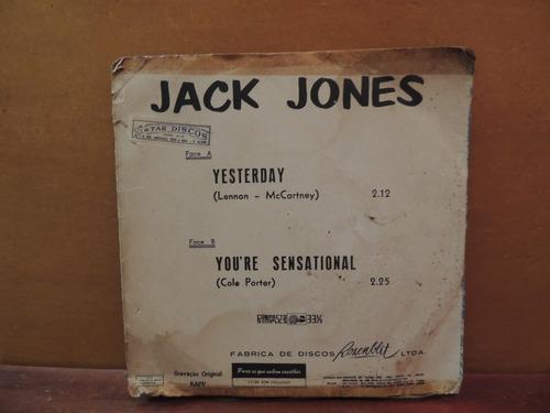 disco compacto vinil yesterday jack jones