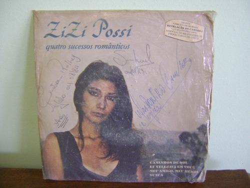 disco compacto vinil zizi possi - 1982