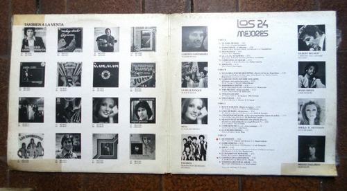 disco compilado los 24 mejores albun doble excelente