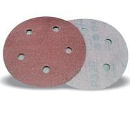 disco con soporte velcro 5` 5 huecos #220 clave 6306 abracol