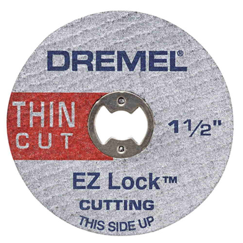 disco corte 1.1/2 pol. (38mm) extra fino dremel ez409