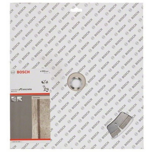 disco corte diamantado para concreto 350mm bosch