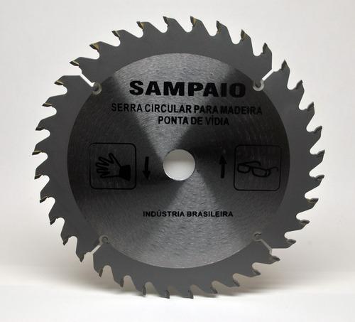 disco corte serra grossa madeira ponta vidia 184 x 20 x 36