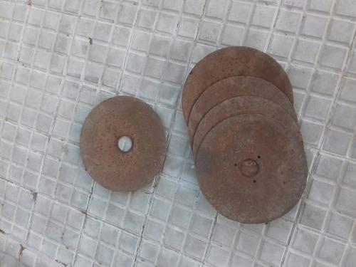 disco de arado excentrica 30 cns diametro