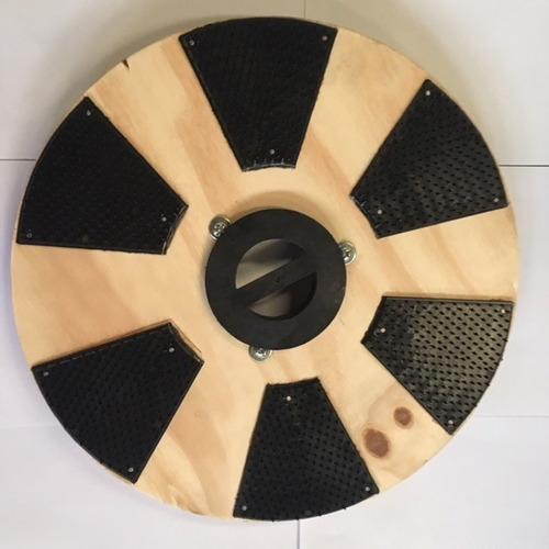 disco de arrastre lustradora 400 mm 40 lusty turbion dixter