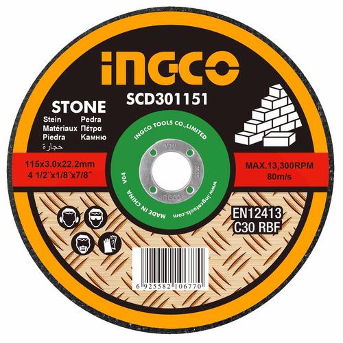 disco de corte 9  mamposteria scd302301 ingco ff