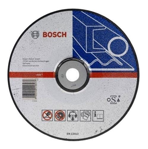 disco de corte bosch 7  x 1/8 x 7/8 metal