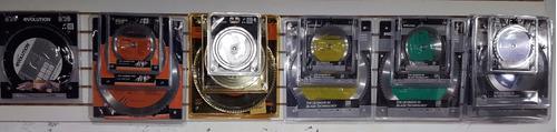 disco de corte de acero, marca evolution, 10 in, 255 mm