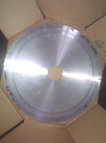 disco de corte punta de diamante (concreto) 18 pulgadas