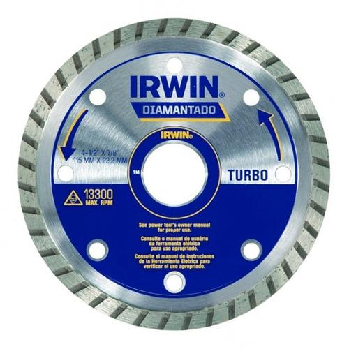 disco de corte turbo 4 1/2