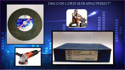 disco de corte ultrafino pferd 7  aleman! oferta! tienda!
