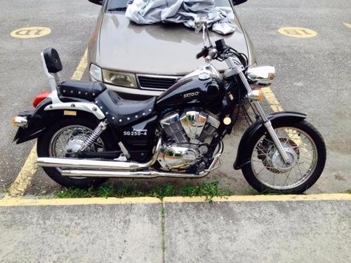 disco de croche moto freedom 250 skygo