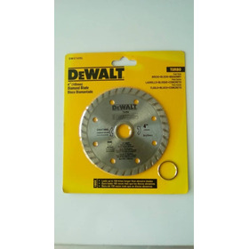 Disco De Diamante De 41/2  (105mm) Dewalt