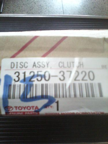 disco de embrague dyna turbo n° 31250-37220