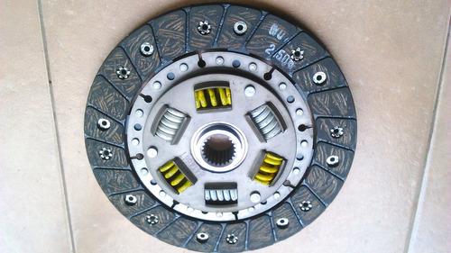 disco de embrague wobron ford sierra 1.6 - 2.3 litros todos
