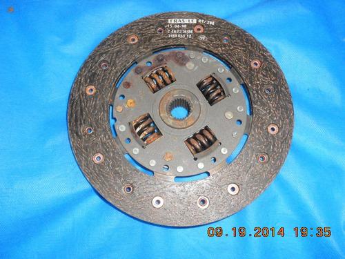 disco de embreagem 210 mm pampa/ versailles royale original