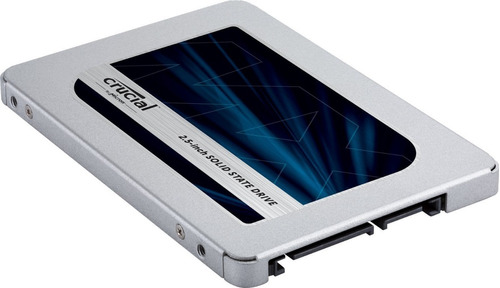 disco de estado solido ssd crucial mx500 500gb 3d nand 2.5