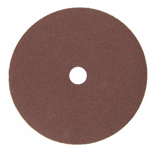 disco de fibra de  m c, ,  in x  in, troquel bb