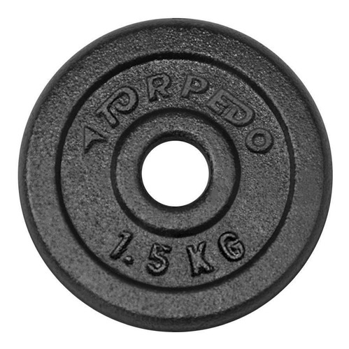 disco de fierro torpedo 1.5 k