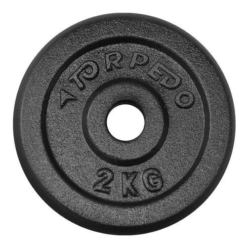 disco de fierro torpedo 2 k