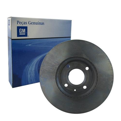 disco de freio dianteiro agile / prisma / classic (unit.)
