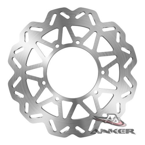 disco de freio dianteiro anker crf 250 / crf 450 / cr