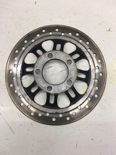 disco de freio dianteiro cg 150 mix original hondahonda