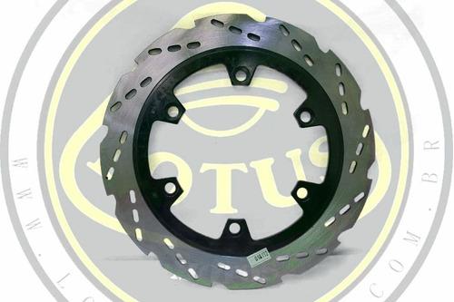 disco de freio dianteiro dafra apache 150 illion 018192