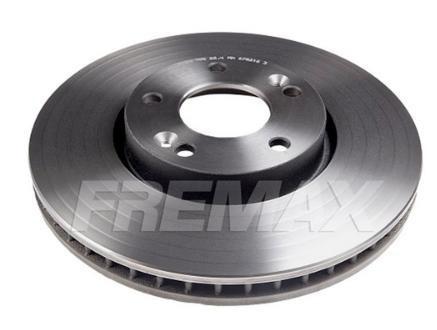 disco de freio dianteiro hyundai tucson 2.0 4x4 marca fremax