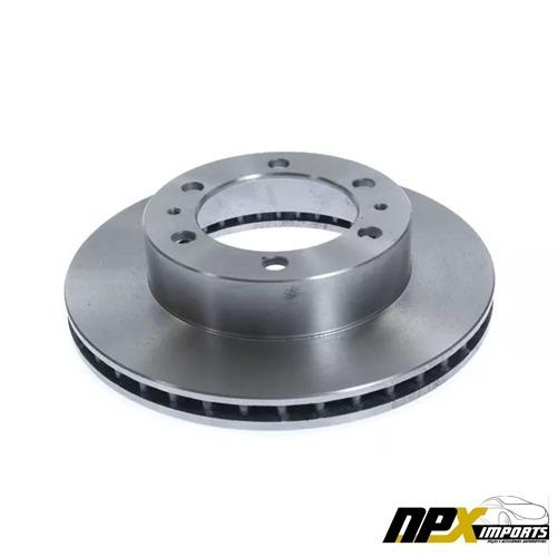 disco de freio dianteiro toyota hilux/ land cruiser (par)