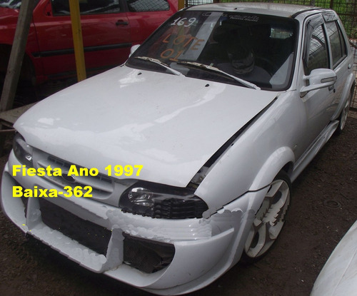 disco de freio fiesta endura ford 97/98