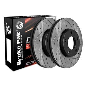 Disco De Freno Brakepak Mazda 3 1.6-2.0 -  - Precio X Par