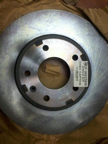 disco de freno chevrolet captiva 96625948 original