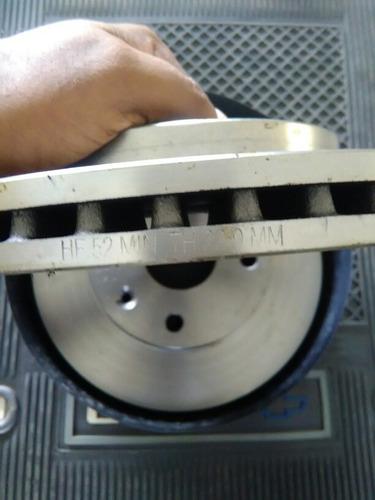 disco de freno delantero chevrolet optra