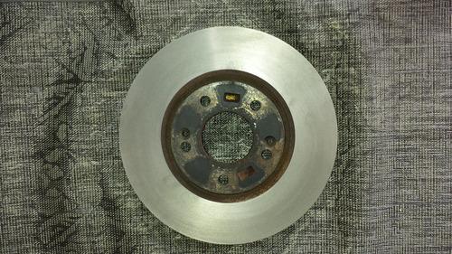 disco de freno delantero sonata 2006-2008 usado rectificado