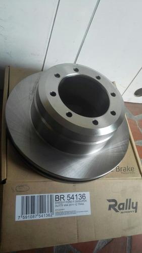 disco de freno ford trasero f-350 super duty 2011-12 (7974)
