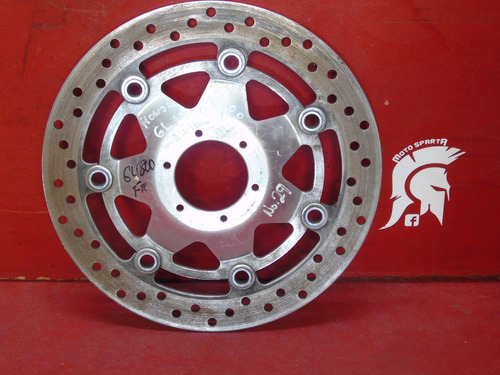 disco de freno honda goldwing gl 1800 gl1800 01 - 10 #30