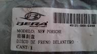 disco de freno new porsche delt