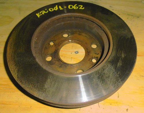 disco de freno original kia rio año 2001 al 2003