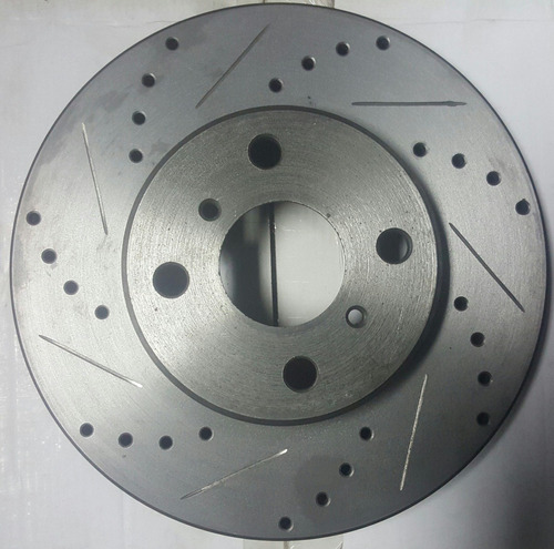 disco de freno perforados toyota corolla del 2009 al 15