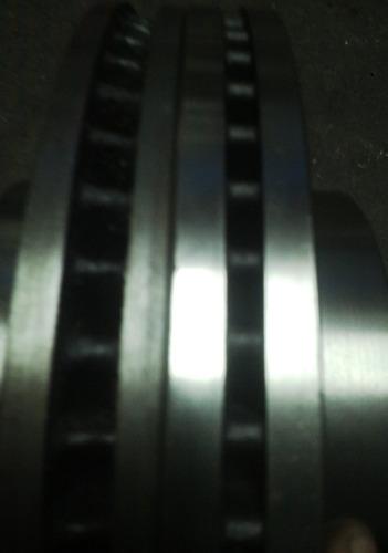 disco de freno toyota fortuner todas  perforado biselado