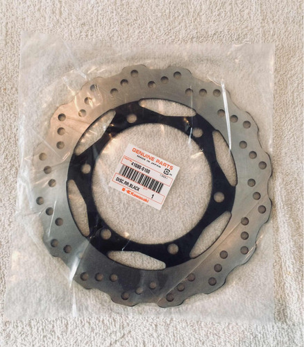 disco de freno trasero klr 650 original
