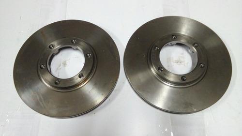 disco de freno x2 honda civic 1300-1500