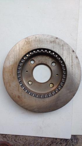 disco de frenos nissan sentra 96/00 original # 40206f4306
