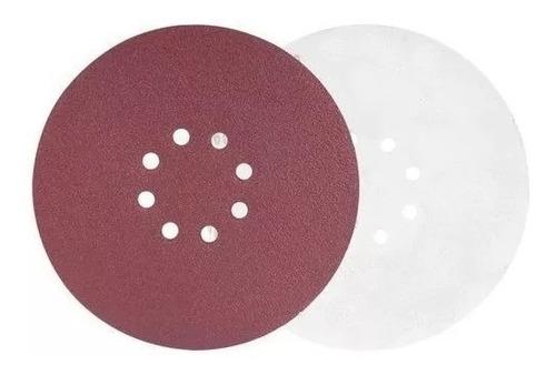 disco de lixa para lixadeira de parede 225 mm grão 240